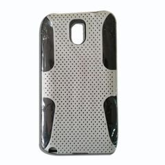 Mobile back cover - for Samsung S3 - black and white design