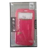 غطاء للموبايل مناسب لسامسونج جراند برايم لون وردي