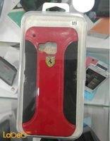 غطاء خلفي فيراري لموبايل HTC وان ام 9 لون احمر