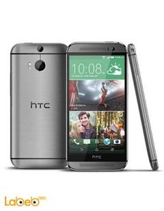 HTC One M8 smartphone - 32GB - 5inch - Grey color