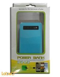 بطارية محمولة Mobilea Power يشحن 6 اجهزة مختلفة ازرق