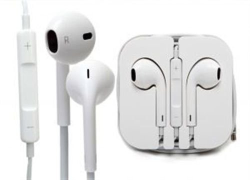 White Apple EarPods MD827