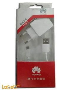 Huawei TS-UCO38 charger - Micro usb Adapter - White color