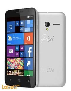 Alcatel pixi 3 (4.5) - 4GB - 4.5inch - 5MP - white color
