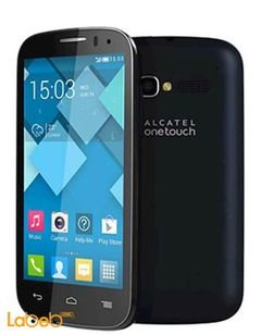 Alcatel pop C5 smartphone - 4GB - 4.5 inch - Black color