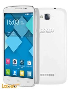 Alcatel pop C7 smartphone - 4GB - 5 Inch - White color