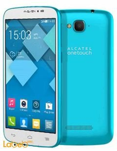 Alcatel pop C7 smartphone- 4GB - 5 inch - Blue