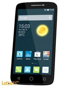 ALCATEL POP 2 (5) smartphone - 8GB - 5 inch - BLACK COLOR