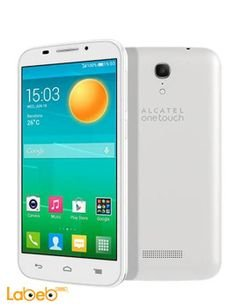 Alcatel pop S7 smartphone - 4GB - 5 Inch - White color