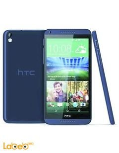 HTC Desire 816 smartphone - 8GB - 5.5 inch - Blue color