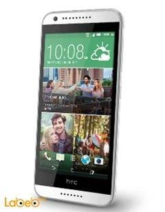 موبايل HTC ديزاير G620 - ذاكرة 8 جيجابايت - ابيض - HTC 620G