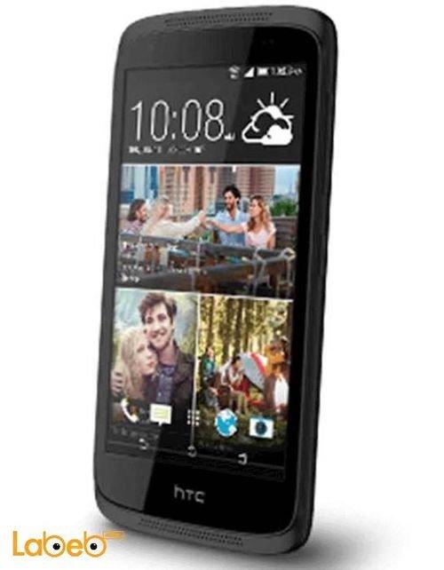 Black HTC Desire 526G+ Dual Smartphone