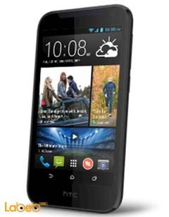 HTC Desire 310 smartphone - 4GB - 4.5 inch - black color