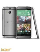 موبايل HTC وان ام 9 32 جيجابايت 5 انش لون رمادي One Hima