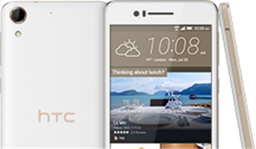 HTC 728 smartphone 16GB 5.5 inch 13MP white