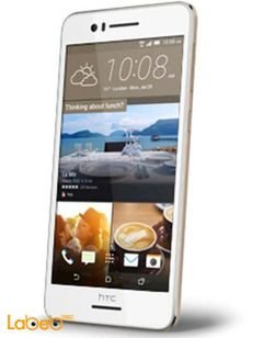 HTC 728 smartphone - 16GB - 5.5 inch - 13MP - white