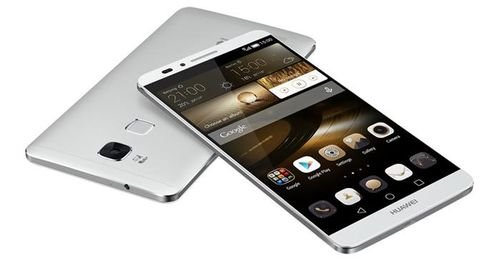 Huawei Ascend Mate 7 16GB silver color