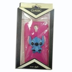 Samsung galaxy S4 case - Stitch picture - Pink