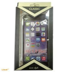 Iphone 6 plus Classic case - Transparent Design