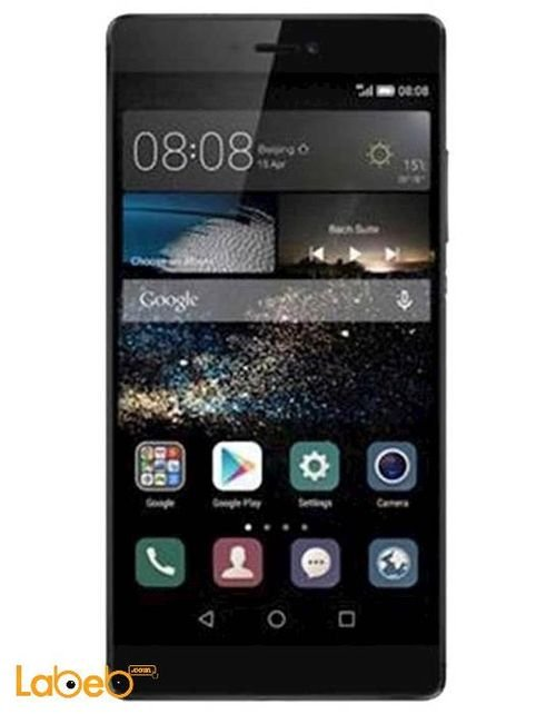 Black Huawei P8 Dual 16GB