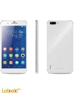 Huawei Honor 6 Plus smartphone - 32GB - white color - PE-TL10