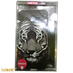 mobile back cover - for samsung galaxy J7 - tiger design