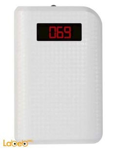 Proda Power Bank - 10000mAh - white - proda 10000