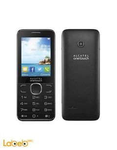 Alcatel 20.07 Mobile - 16MB - 2.4inch - Dark grey - 2007 D