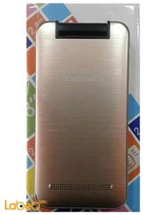 Alcatel 20.12 Mobile - 16MB - 2.8inch - gold color - 2012 D