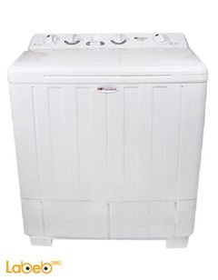 National Electric Top Loader Washer - 11kg - White - newm13000p