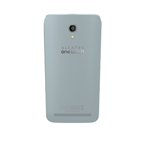 back Silver Alcatel idol 2 mini S 8GB