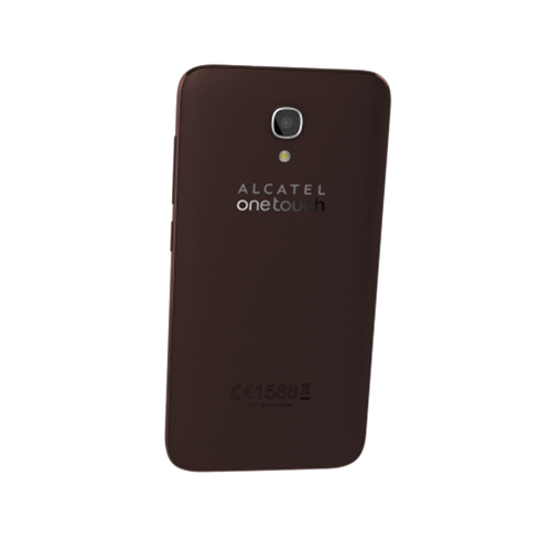back Alcatel idol 2S 8GB brown