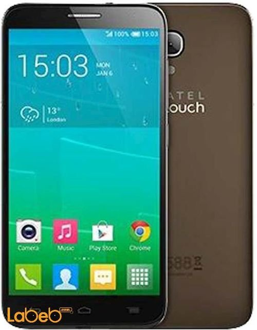 Alcatel idol 2S 8GB brown