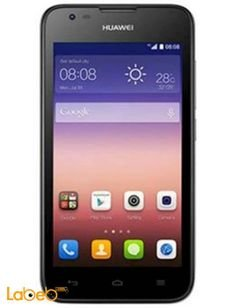 Huawei Ascend Y550 smartphone - 4GB - 4.5inch - Black color