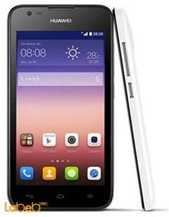Huawei Ascend Y550 smartphone - 4GB - 4.5 inch - White color