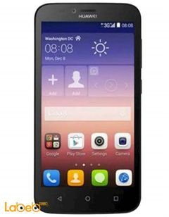 Huawei Y625 smartphone - 4GB - 5 inch - Black color - Y625