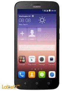موبايل هواوي Y625 - ذاكرة 4 جيجابايت - أسود  - Huawei Y625