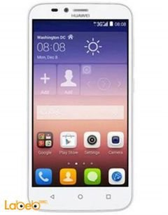 Huawei Y625 smartphone - 4GB - 5 inch - White color