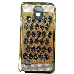 Mobile Back cover - for samsung note 3 -Distinctive design - gold