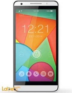 موبايل اي لايف S500 - ذاكرة 8 جيجابايت - لون ابيض - iLife S500