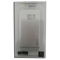 Yesido mobile Back cover - for samung galaxy S6 edge - White