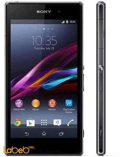Sony Xperia Z1 smartphone - 16GB - 5 inch - black - C6943