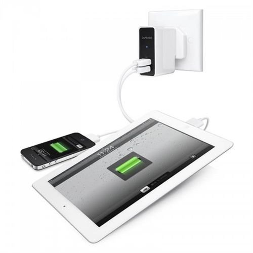 Capdase power bank dual USB Ampo R2
