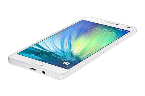 Galaxy A7 smartphone 16GB white color SM-A700F