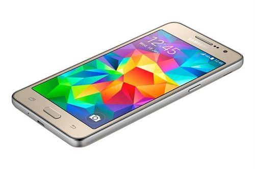 Samsung Galaxy Grand Prime Smartphone screen 8GB Gold