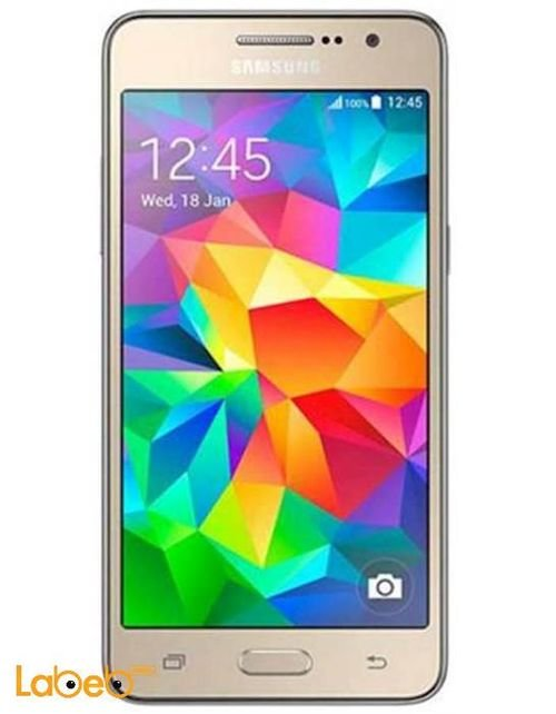 Samsung Galaxy Grand Prime Smartphone screen Gold SM G530F
