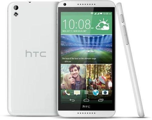 موبايل HTC ديزاير 816 لون أبيض