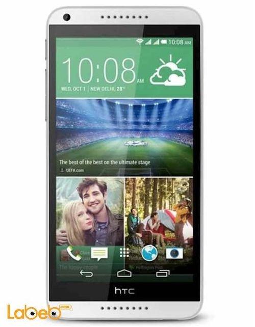 موبايل HTC ديزاير 816 ذاكرة 8 جيجابايت 5.5 انش أبيض