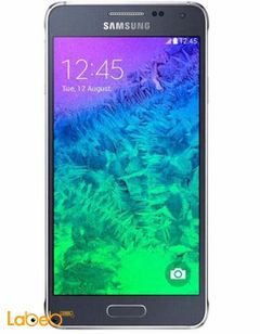 Samsung galaxy alpha smartphone - 32GB - 4.7 inch - Black color