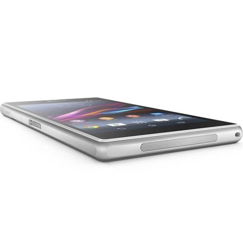 side Xperia Z1 White 16GB